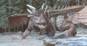 Draco, il personaggio drago di Dragon Heart (1996)