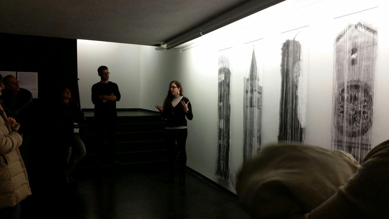 4 febbraio 2017 - visita guidata alla mostra Iconoclastie 2 anteprima